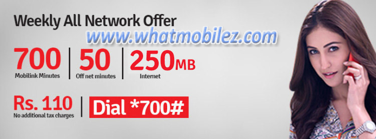 Mobilink-Jazz-Weekly-offer