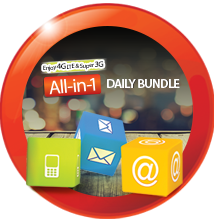 Zong Latest Daily AIO All In One Packages