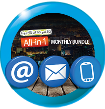 Zong Latest Monthly AIO All In One Packages