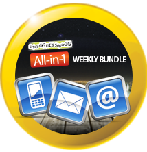 Zong Latest Weekly AIO All In One Packages