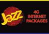 jazz internet package