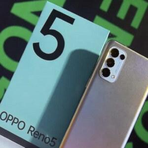 OPPO Reno5 Z