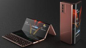Samsung's Tri-Fold Tablet price