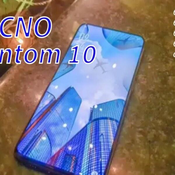 Tecno Phantom 10