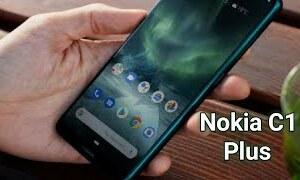 Nokia C01 Plus