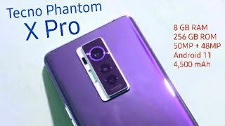 Tecno Phantom X Pro