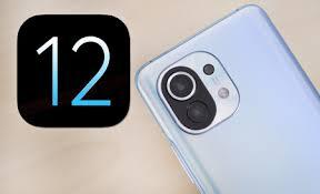 Xiaomi mi 12 Series