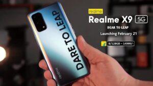 Realme X9 5G