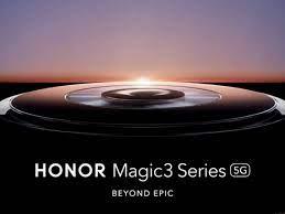 Honor Magic3 SE 5G SERIES