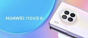 Huawei Nova 8i price