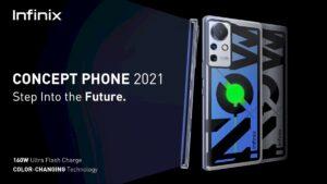 Infinix Concept Phone 2021 emage
