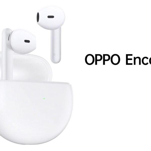 OPPO Enco Air-White