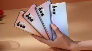 Oppo Reno 5 Gaming Edition emage