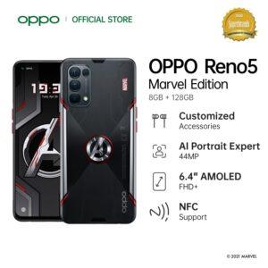 Oppo Reno 5 Marvel Edition price