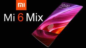 Xiaomi Mi Mix 6