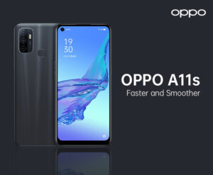 Oppo A11s