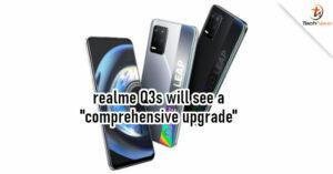 Realme Q3s 5G price