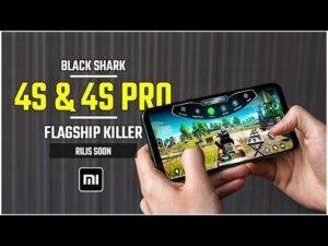 Black Shark 4S Pro emage